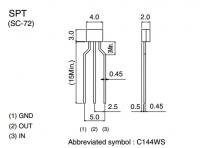 AO3407A MOSFET P-CH -30V -4.3A SOT23