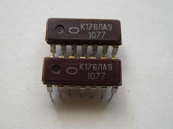 176ла - Практическая схемотехника.
