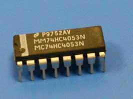 74HC4053N