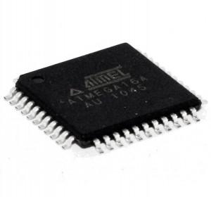 Microchip ATMEGA16A-AU