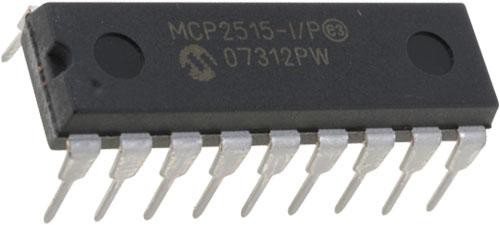 Цена MCP2515-I/P