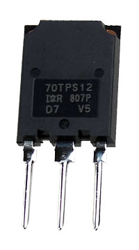 International Rectifier 70TPS12
