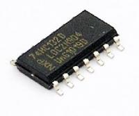 74HC132D  Выходной ток   5.2mA Напряжение питания 2V-...