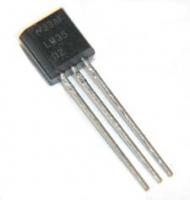 LM35DZ  Выход: Выход    10mV/°C...