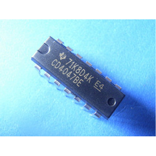 Texas Instruments CD4047BE