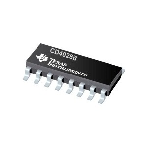 Texas Instruments CD4028BE