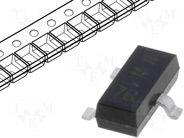 BC847 - Транзисторы (биполярные) - одиночные - транзисторы ...