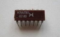 К155ТВ1  Транзисторно – транзисторные логические...