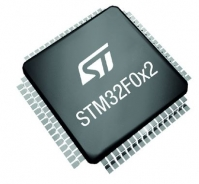 STM32F071RBT6  Новые бюджетные микроконтроллеры STM32F0 на...