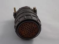 2РМДТ42КПН45Г5В1В  Разъемы электрические низкочастотные...