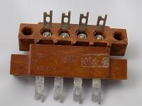 4ПС16-4  Плата соединительная для коммутации цепей...