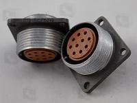 2РМДТ24Б10Г5В1В  Разъемы электрические низкочастотные...