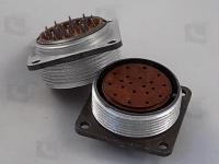 2РМ33Б20Г1В1  Разъемы электрические низкочастотные...