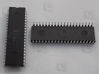 AT89C52-24PI  Ток потребления на 12МГц - 25мА Напряжение...