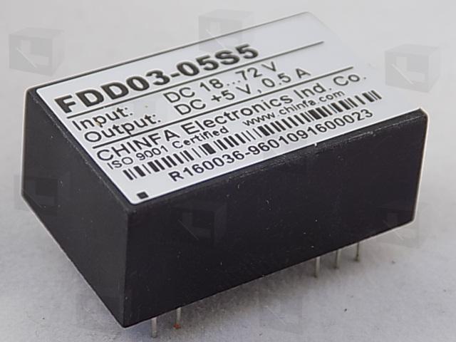 FDD03-05S5