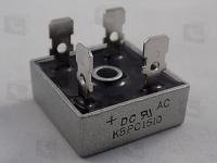 KBPC1510  Максимальное постоянное обратное напряжение...