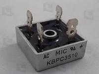 KBPC3510  Максимальное постоянное обратное напряжение...
