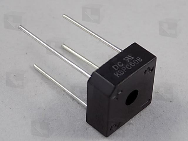 DC Components KBPC608