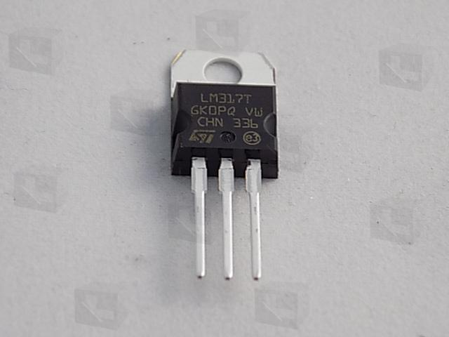 Texas Instruments LM317T