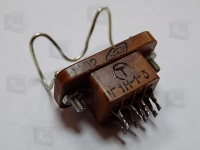 РГ1Н-1-3  Разъемы для объемного монтажа для цепей...