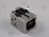USBB-1J  Розетка на плату угловая 1 слот,...