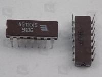К511ЛА5 - МИКРОСХЕМЫ - отечественные электронные компоненты | каталог продукции Контест.ru