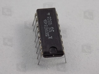 К561ИЕ8  Электрические параметры: Напряжение питания ....