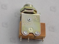 КМ1-1  Кнопки малогабаритные на базе перекрючателей,...