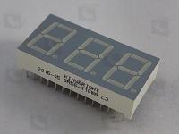 BA56-11GWA  7-сегментный трехразрядный светодиодный...