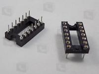 SCSM-14  Панели для микросхем с цанговыми контактами...