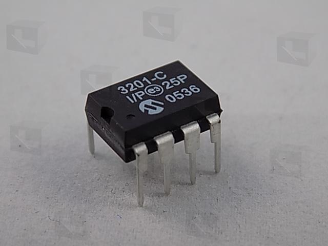 Microchip MCP3201-CI/P
