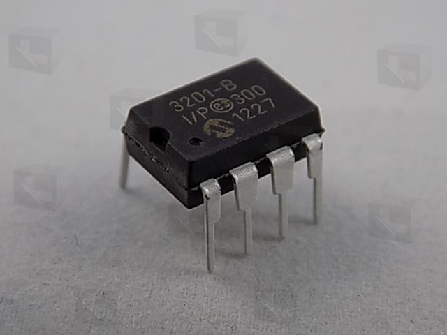 Microchip MCP3201-BI/P