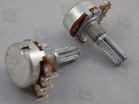 R1620 50K (СП3-4АМ ВАЛ 20ММ)  Резистор регулировочный непроволочный...
