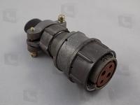 2РМТ22КПН4Г3В1В  Разъемы электрические низкочастотные...