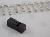 BLD-4  Розетка на кабель с4 контактами из...