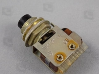 ПКН2-1В  Переключатель ручной кнопочный, однополюсный ,...