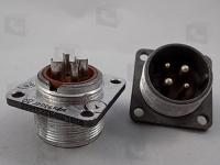 2РМТ22Б4Ш3В1В  Разъемы электрические низкочастотные...