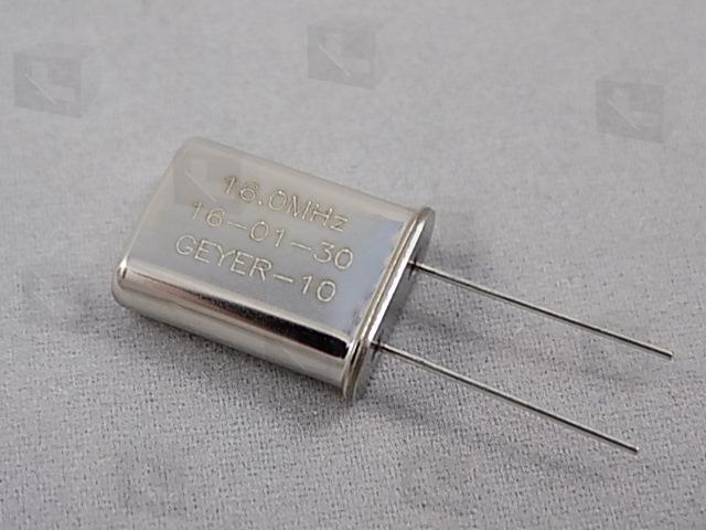 KX-49 16. 0 MHZ
