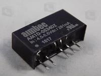 AM1D-0524DZ  DC/DC преобразователь импульсный...