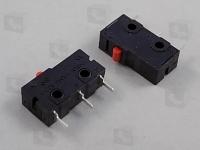 SM5-00N-116  Микропереключатель для пайки на провод  Ток...