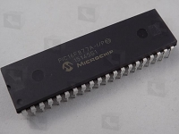 PIC16F877A-I/P  Корпус   DIP-40 Ядро   PIC, 8-бит Flash-память...