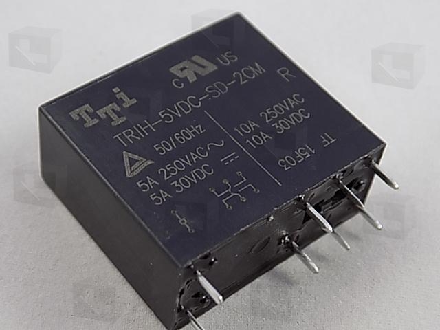 TAISHING - TRIH-5VDC-SD-2CM-R