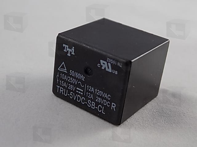 TAI SHING - TRU-5VDC-SB-CL