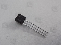 BC557  Маломощные P-N-P транзисторы с большим...