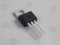 IRF840  Структура транзистора: MOSFET Тип управляющего...