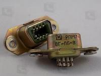 РПМ7-8Г-ПБ-В  РПММ1 низкочастотные, прямоугольные разъемы...