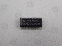 ULN2003AD  7-канальный коммутатор (сборка силовых ключей...