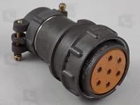 2РМДТ33КПН7Г9В1В  Разъемы электрические низкочастотные...