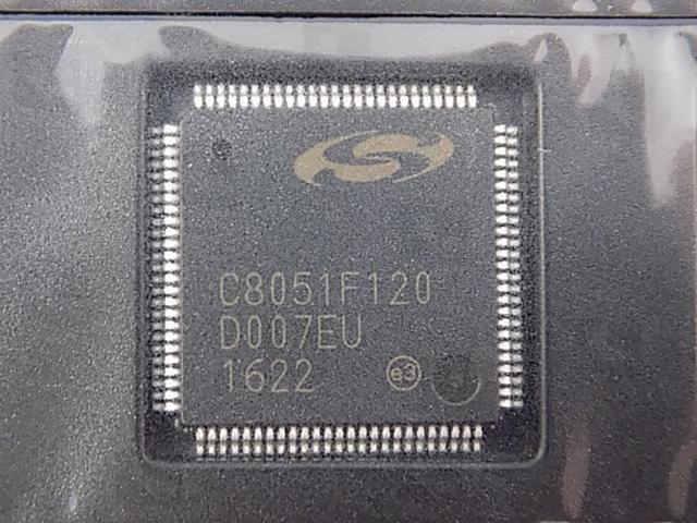 Цена C8051F120-GQR