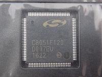 C8051F120-GQR  Микроконтроллер 8ми битный с ядром 8051...